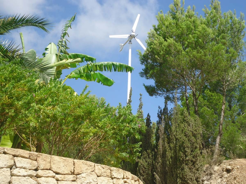 Hybrid electric grid 8,5 kW